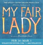 My Fair Lady opens at Wharton Center on Feb. 26.