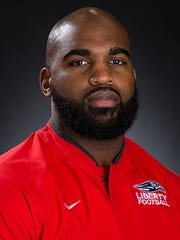 Kyle Pope has been hired as Memphis defensive line coach after serving as Liberty's linebackers coach last season