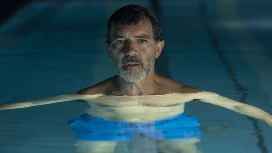 "Antonio Banderas is an Academy Award nominee for Best Actor for his performance in ""Pain and Glory,"" which screens Wednesday at the Studio on the Square."
