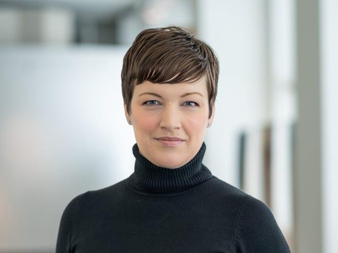 Architect Trina Sandschafer will lead Kahler Slater's new Chicago office.