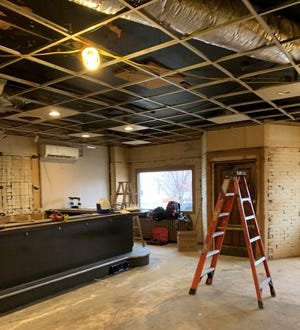 The former ParkWay Pub at South 44th and West Mitchell streets in West Milwaukee is being converted into a Jackson's Blue Ribbon Pub.