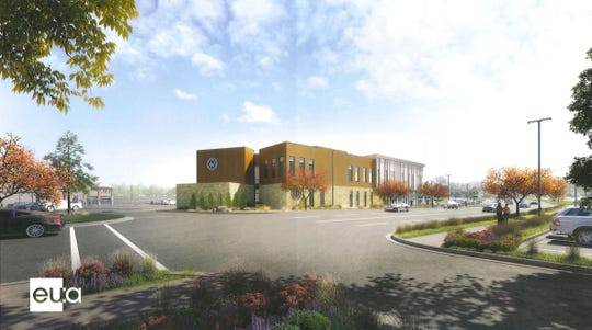 A new Orthopaedic Associates of Wisconsin clinic is being planned for 117 S. Moorland Road near Brookfield Square Mall. The city of Brookfield Plan Commission approved the designs on Monday, Jan. 13.