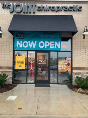 The Joint Chiropractic will mark its grand opening in Hendersonville Jan. 23- 26.