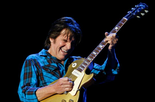 John Fogerty has canceled several of his July dates, including a July 8 concert at the Resch Center.