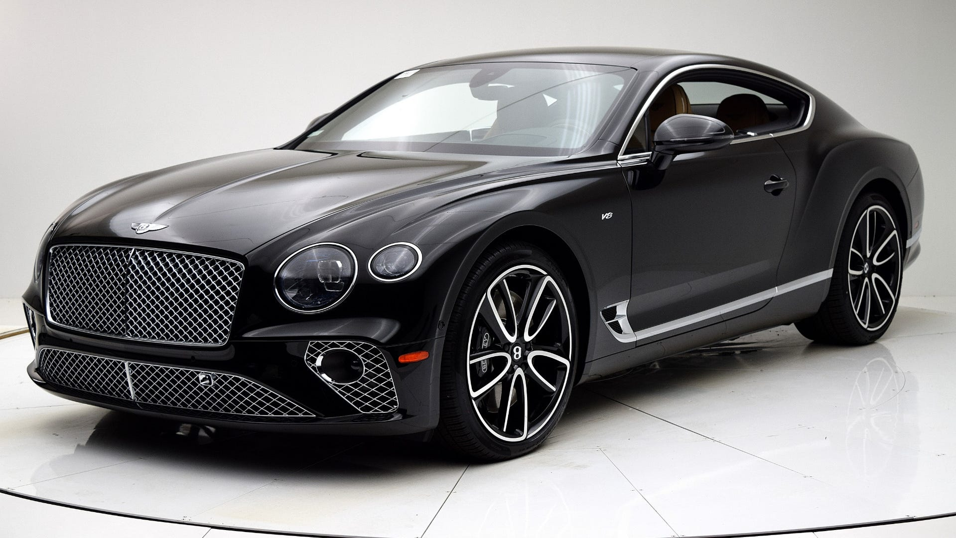 2020 Bentley Continental Gt Sport Coupe