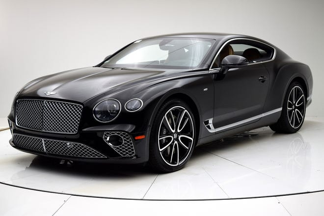 The 2020 Bentley Continental GT V8 stands out as a superb sports coupe with performance and handling that rivals almost anything you can find.