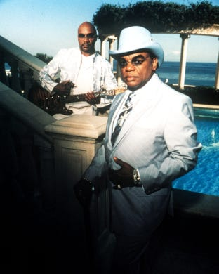 Isley Brothers - Dreamworks Records