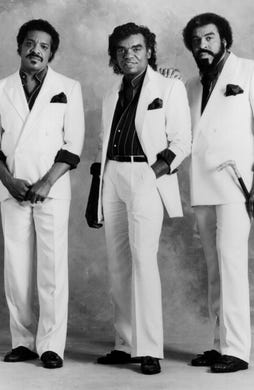 BLASTS FROM THE PAST/MUSICAL LEGACIES: THE ISLEY BROTHERS.
