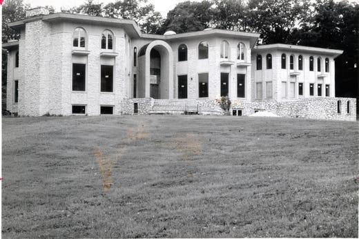 The Alpine estate pictured in 1983.