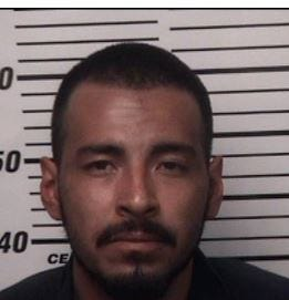 Albert Sanchez was charged with breaking and entering and criminal damage by Eddy County Sheriff's deputies for allegedly breaking into a house in Carlsbad.