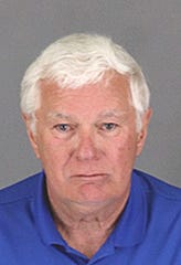 Ron Dye is a former Riverside County sheriff's deputy who worked in the Coachella Valley. He was arrested Jan. 9, 2020 during a prostitution sting in Temecula.