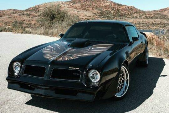 This 1976 Pontiac Trans Am comes withDetroit Speed stainless-steel headers, a 2-1/2-inch stainless-steel exhaust,MagnaFlow Performance mufflers.