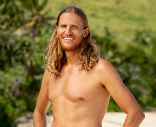 """Tyson Apostol, a Mesa man who won a season of """"Survivor,"""" returns to the show for the fourth time."""
