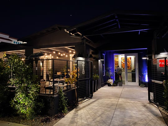 The exterior of Josephine in Phoenix.