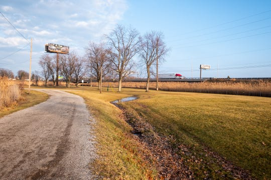 The Blue Water Indigenous Alliance is considering purchasing a piece of property owned by Port Huron Township off of Water Street, near the Black River.