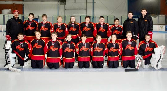 The Port Huron Flags Pee Wee A team will play in this weekend's International Silver Stick tournament.