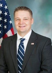 State Rep. Aaron Bernstine