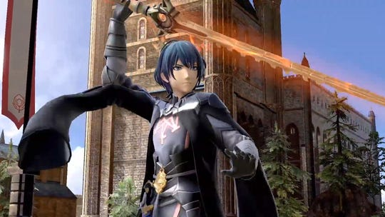 Byleth is the fifth DLC character from Super Smash Bros. Ultimate's Fighters Pass.