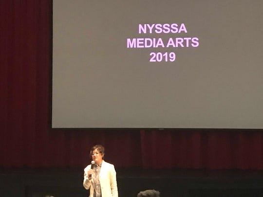 Ghen Zando Dennis of NYSSSA in Alfred, NY, 2019
