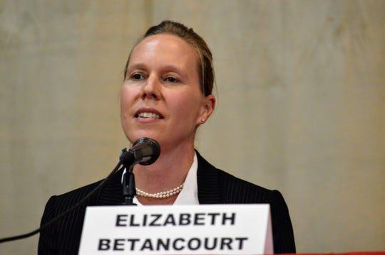 Assembly candidate and Democrat Elizabeth Betancourt