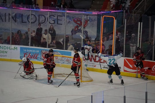 The Shreveport Mudbugs, on a six-game win streak, will host Amarillo this weekend.