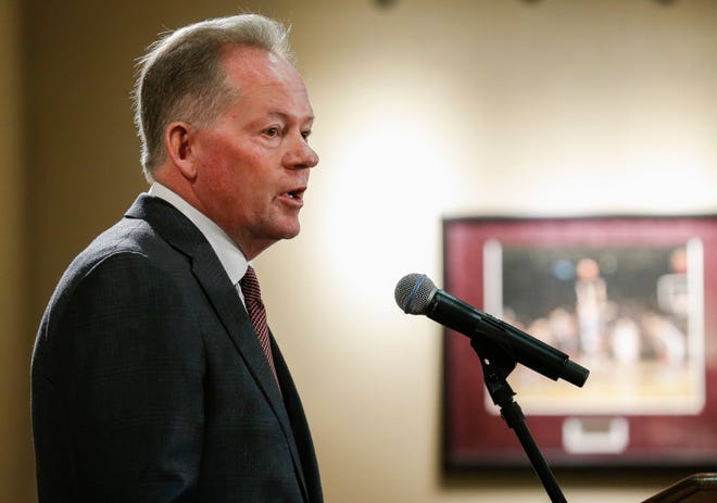 """Missouri State head football coach Bobby Petrino has released a statement in response to the death of George Floyd and the accompanying protests around the country.""""We can't keep letting something like race divide us,"""" he wrote."""