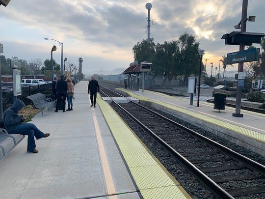 Metrolink to add Saturday service on VC line in April in pilot program