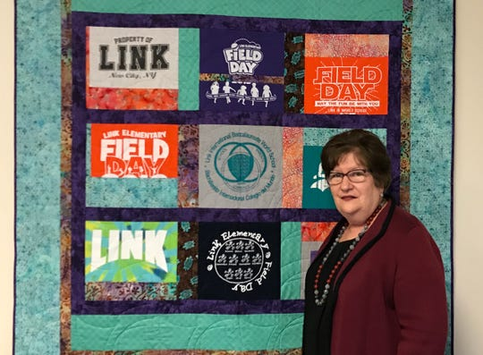 Link Elementary School Principal Francine Cuccia is retiring at the end of the 2019-2020 school year. She has led the New City school in the Clarkstown school district since 1992.