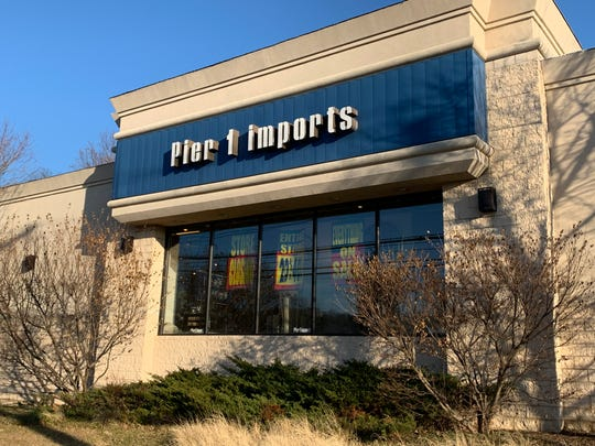 The Pier 1 Imports location in Bedford Hills on Jan. 15.