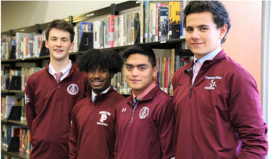 Seniors at Fordham Preparatory School underwent rigorous early admission processes, but many have already been accepted into the secondary schools and programs of their dreams.