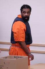Grafton Thomas was arraigned in Rockland County Court on Thursday, Jan. 16, 2020.