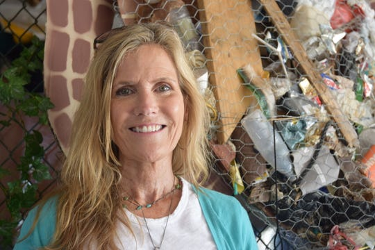 Suzanne Thurman is executive director of theMarine Education, Research & Rehabilitation Institute in Lewes.