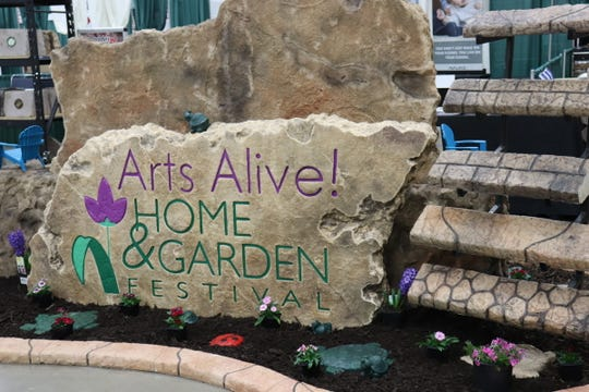The Arts Alive! Home & Garden Festival will be held from 9 a.m. to 6 p.m. Saturday, Feb. 22, and 11 a.m. to 5 p.m. Sunday, Feb. 23, in the MPEC Exhibit Hall.