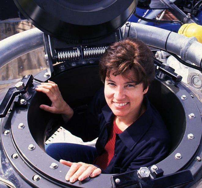 Deep sea explorer Dr. Edith Widder will visit the Midwestern State University campus as the first Artist-Lecture Series guest of 2020. She will speak at 7 p.m. Tuesday, Jan. 28, in Akin Auditorium.
