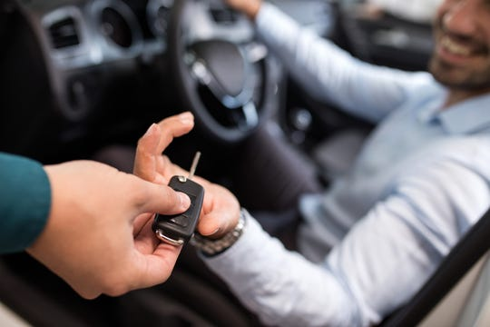 After you reserve a rental car, check the going price every few weeks until your travel day. If a better price is available, grab it and cancel the reservation you have. You won't incur a fee for this and might even be able to snag more car for less money.