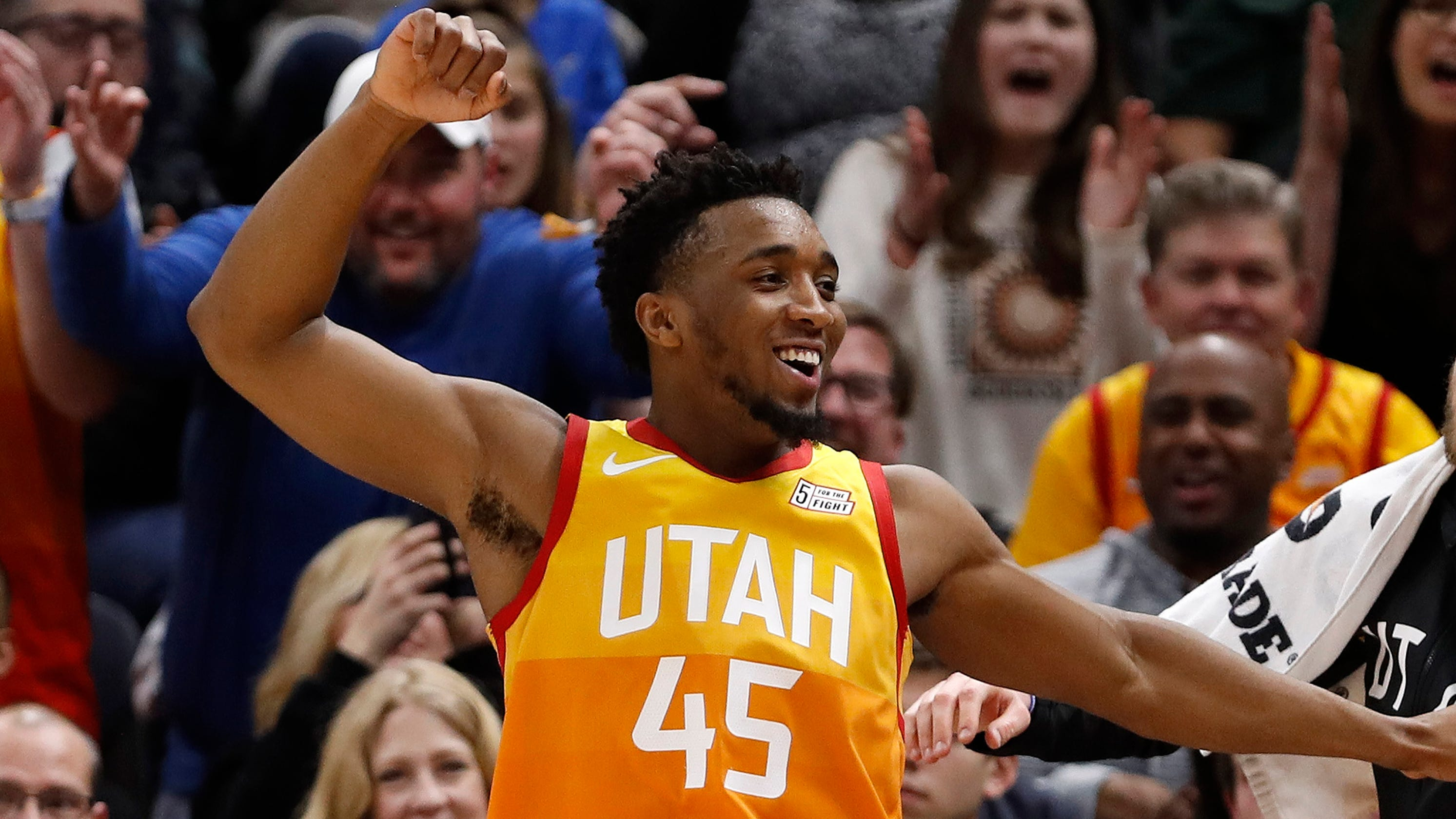 Opinion: Jazz rising in West thanks to refreshed offense on 10-game win streak