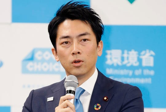 A politician taking a 2-week paternity leave is big news in Japan. Here's why