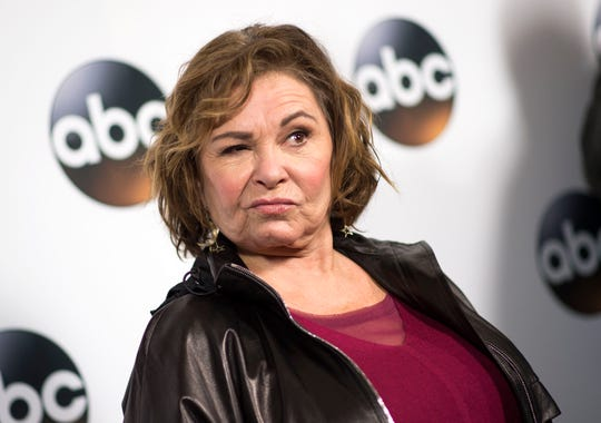 "Comedian Roseanne Barr's hit ""Roseanne"" revival on ABC in 2018 was canceled after she posted a racist tweet about Valerie Jarrett. Barr has returned to performing live with some sporadic shows, including three in Wisconsin in April."
