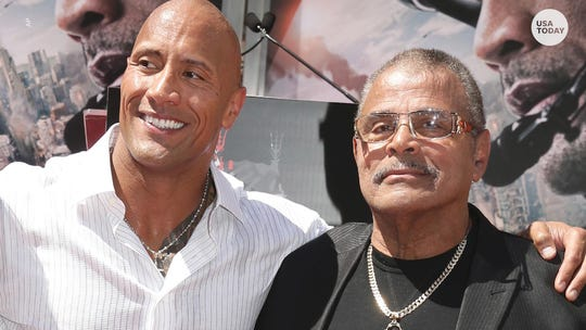 Dwayne Johnson remembers late wrestler father: 'I'll always be your proud and grateful son'
