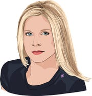 Marla Beck, co-founder and CEO of Bluemercury.