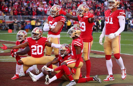 The 49ers defense will be a tough test for the Packers in the NFC championship game.