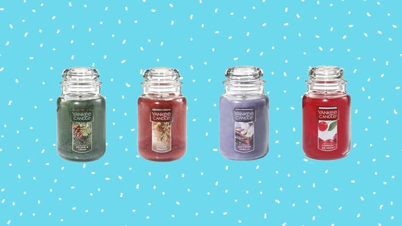 The biggest Yankee Candle sale has arrived—here's everything you need to know
