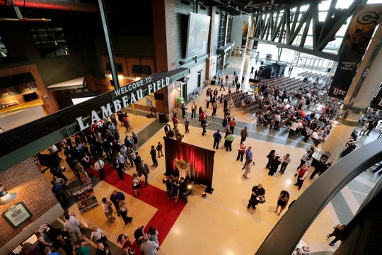 The Lambeau Field Atrium in Green Bay will serve as the backdrop for the May 1 Wisconsin Prep Sports Awards show, an event that will recognize and honor many of the state's top high school athletes, coaches and teams.