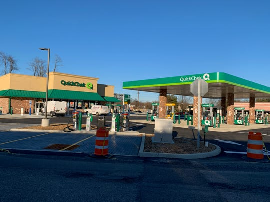 QuickChek's new location in Eatontown.