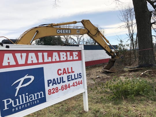 Pulliam Properties is developing a nearly 8-acre site on Long Shoals Road near Ingles for future development. That could include, retail, restaurant or hotel uses, according to the developer.