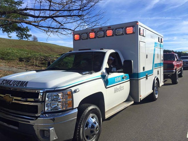 Beginning July 1, Ashe-Watauga Medics will run EMS operations in Madison County.