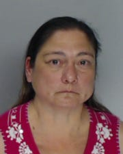 Yvette Lara, 48, was arrested at home on Wednesday afternoon and faces two felony theft charges.