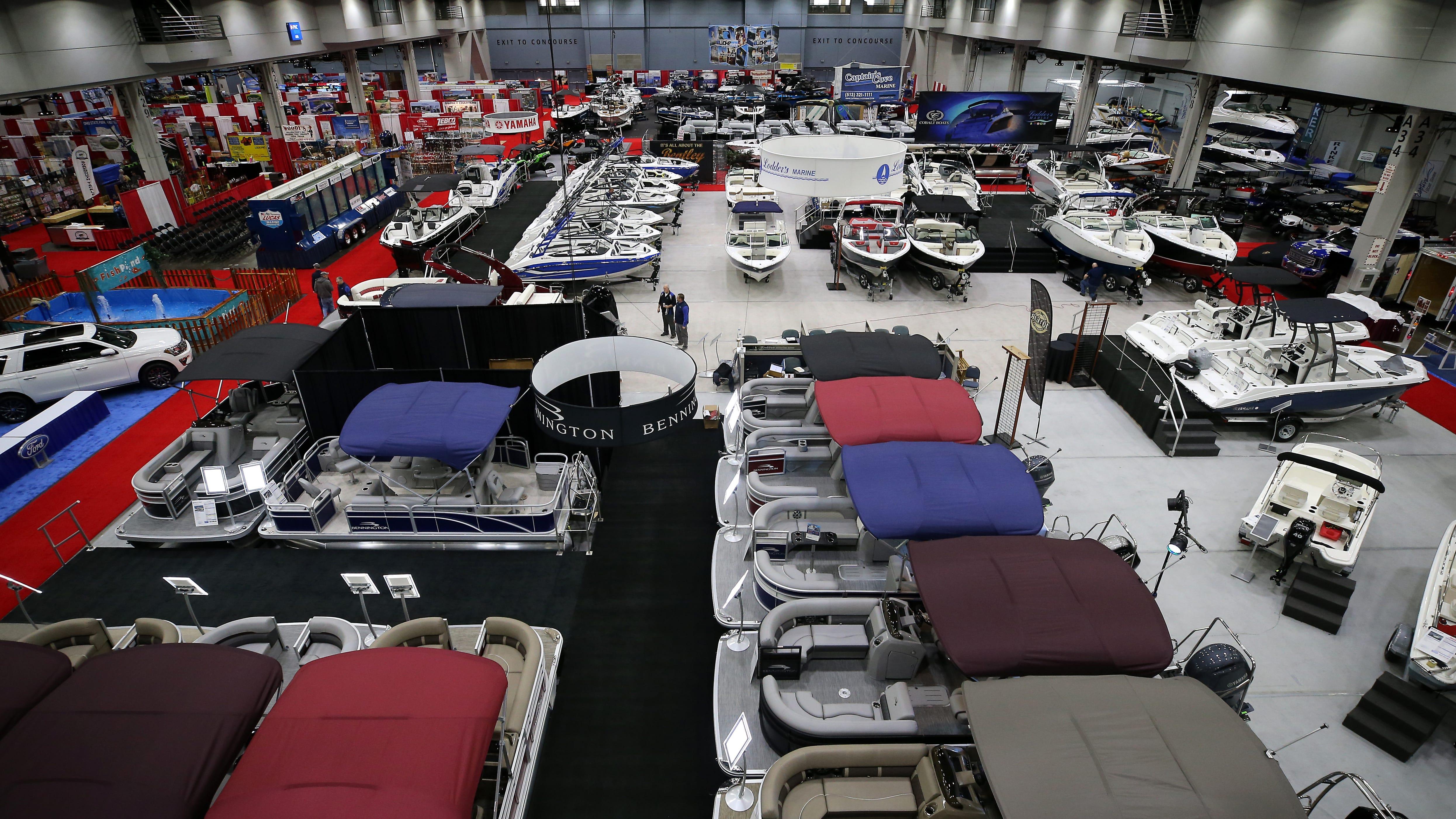63rd Annual Cincinnati Travel, Sports & Boat Show