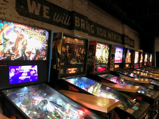 Operating pinball machines at a bar or restaurant is still prohibited under Ohio's health orders meant to stop the spread of COVID-19.
