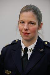 Cincinnati police Capt. Bridget Bardua.